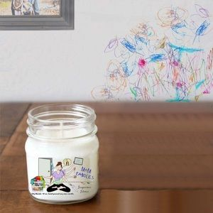 Mom Candles by Oily Blend LLC